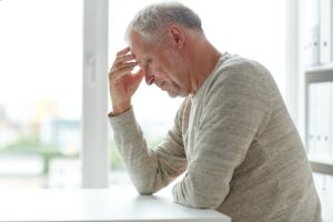 Helping senior citizens cope with grief